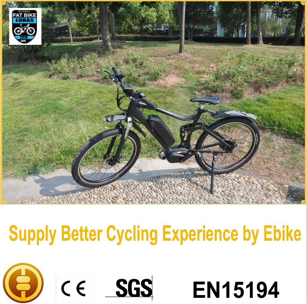 "Lohas Vehicle/OEM E-cycle the newest snow ebike/ fat ebike 26""*4.0 tyre for sale"