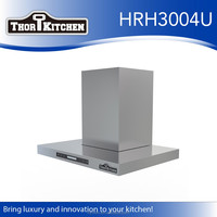 Stainless Steel Housing and Wall Mounted Type kitchen exhaust fans motors