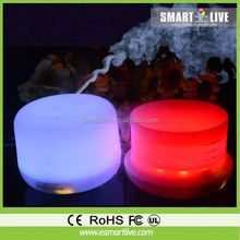 2014 NEWEST Rounding night light Aroma funtion remove dust,Keep air fresh,reduce degree Humidifier with LED&Aroma box Best price