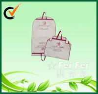 Nonwoven travel garment bags, garment bag for suit wholesale