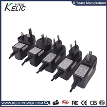 Wall plug 5V 9V 12V power adapter for huawei routers