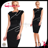 Cocktail dress, bodycon bandage sexy dress for women