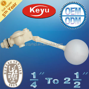 Plastic Float Valve For Any Water Tank Equipment