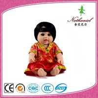 China supplier lovely girl baby toy doll