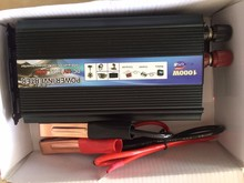 1000W 12V to 220V car power inverter, large discount sale 3000pcs in stock