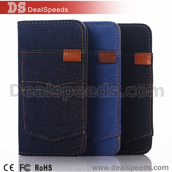 Leather Wallet Case for iPhone 5s Case Leather Credit Card