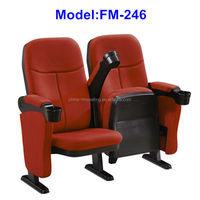 FM-246 Commercial folding movie theater seats
