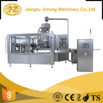 Best sell beverage small carbonated drink filling machine