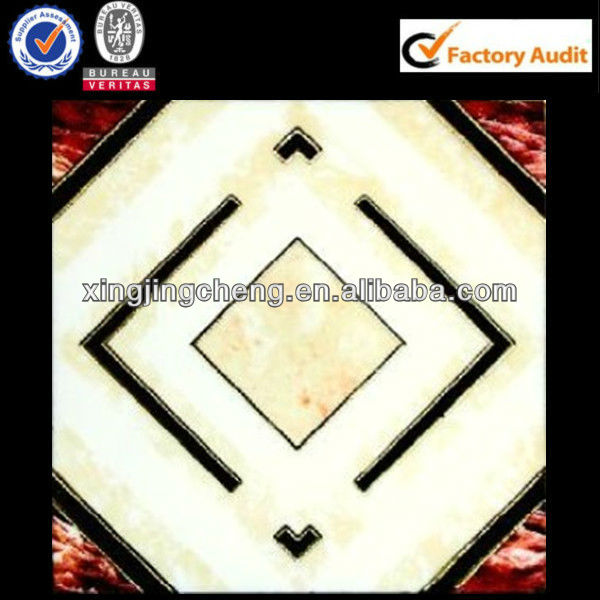 restaurant decoration octagon floor tiles