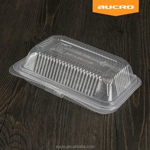 Disposable plastic packaging box for food container storage/plastik container box