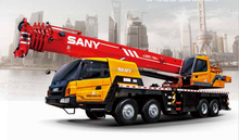 China Top Quality SANY Truck Crane 75Ton Capacity