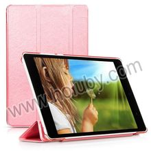 Ultra Thin HOCO Sugan Series Tri-fold Stand Flip Leather Case for Xiaomi MiPad A0101Case Cover