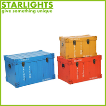 Latest Designs Trunks Various Colors Custom Shape Printed Wood Siding For Containers