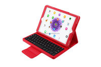 For iPad Pro 9.7 inch Leather Protective Case with Bluetooth Keyboard