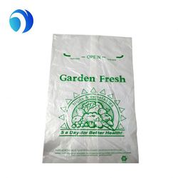 Food grade Hdpe clear plastic flat food bag on roll