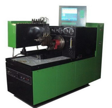 Bo-sch BCS815 diesel fuel injection pump test bench test machine with computer and testing data