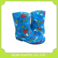 kids long wellingtons clear galosh boy rain boots