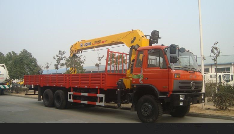 XCMG new condition truck mounted crane SQ5SK3Q HIAB technology
