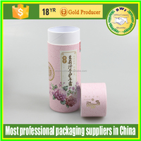 recycled paper tube packaging roll up paper tubes wholesale