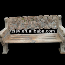 Decorative Garden Stone Bench