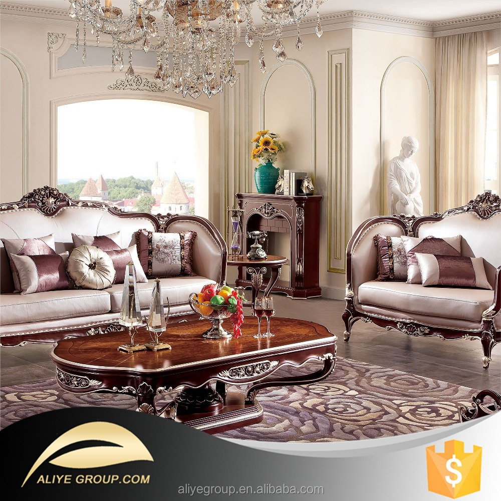 As20 French Antique Furniture Manufacturer Living Room Antique Sofa Sets Antique Home Furniture
