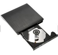 New arrival USB 3.0 DVD-RW External DVD Drive 24X Writ/Read Speed VCD/CD/DVD-ROM Optical Bay for Windows Mac PC