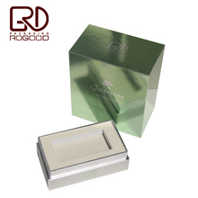 30ML Oil Use Luxury design paper perfume box CMYK printed cardboard perfume box RGD-P1002