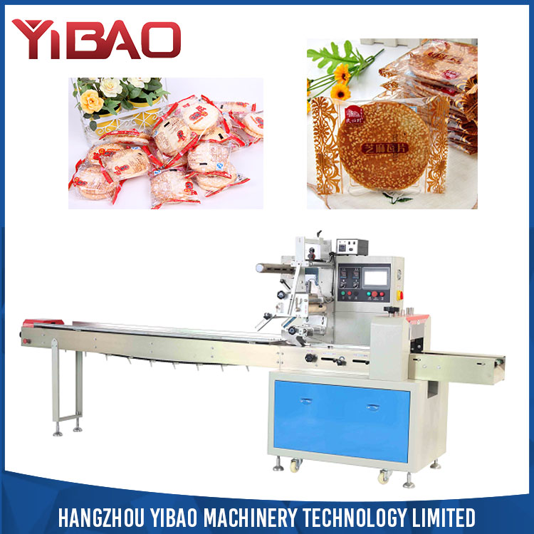 Wholesale Widely Used Durable Practical Flowpack Horizontal Packaging Machine