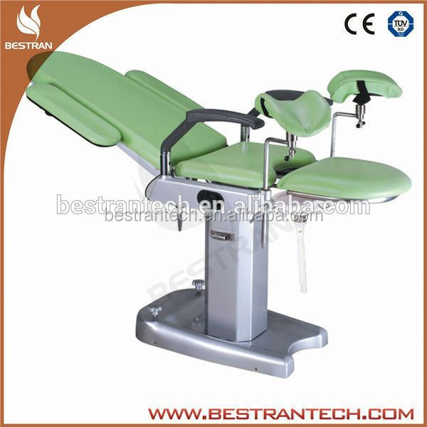 BT-GC002B Manul portable gynecology examination chair used hospitals chairs