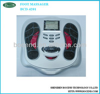 Electric reflexology far infrared massage machine/foot massager BCD-4201