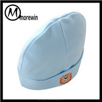 Morewin Brand custom cute soft new born baby knit hats double-deck beanie hats