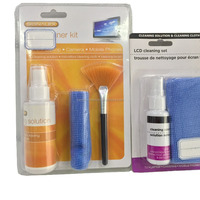 Microfiber OPULA LCD Screen Cleaning Kit