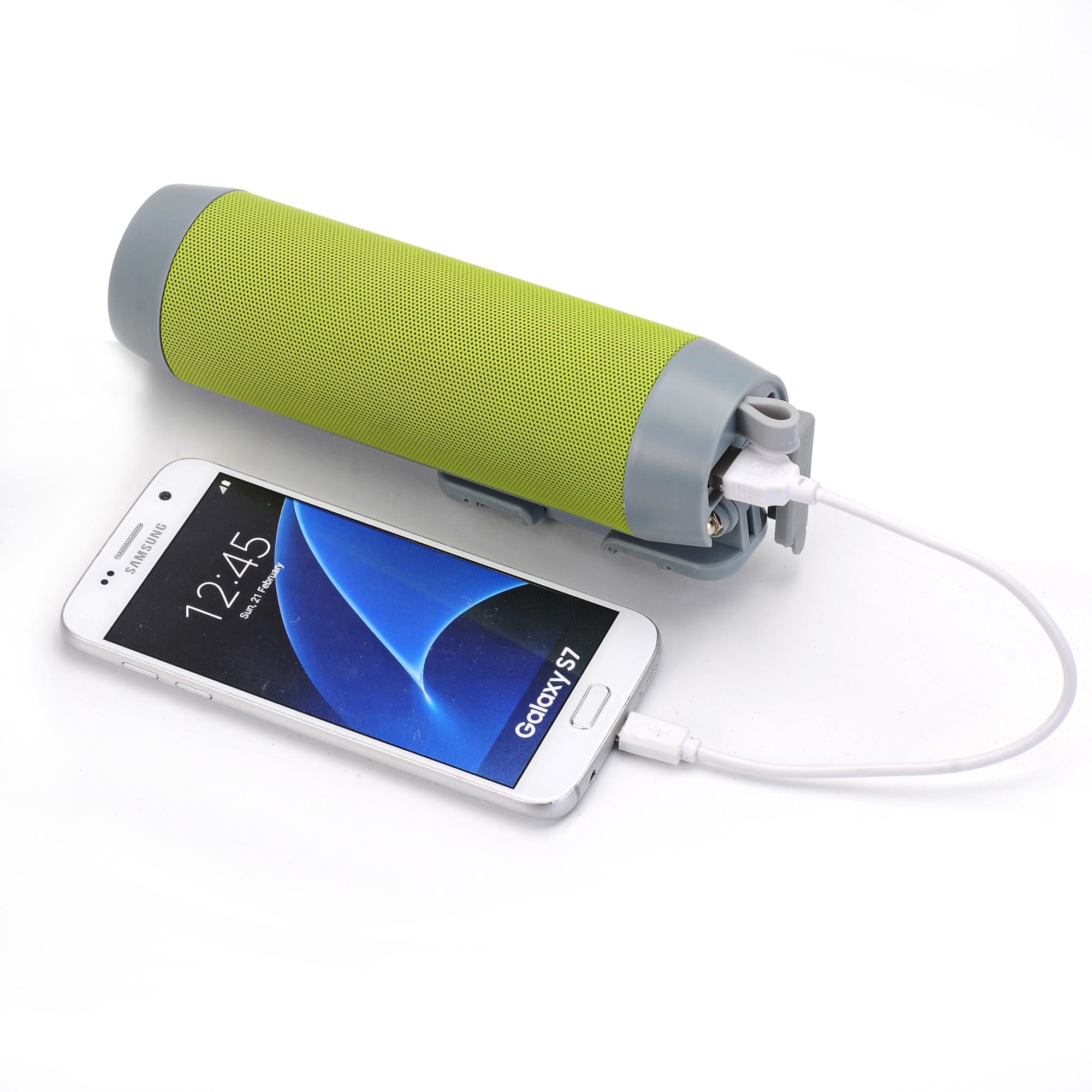 5 in 1 Selfie Speaker + 2000mah/ 4000mah Power Bank + Selfie Stick + Mobile Stand Multifunctional