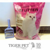 cat sand factory supply pine bentonite cat litter cat sand clean