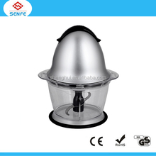 mini electric blender food chopper, food processor, mince meat food processor AD-822BS