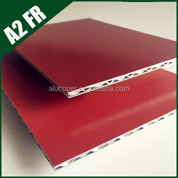 superior metal composite panel carriage covering panel