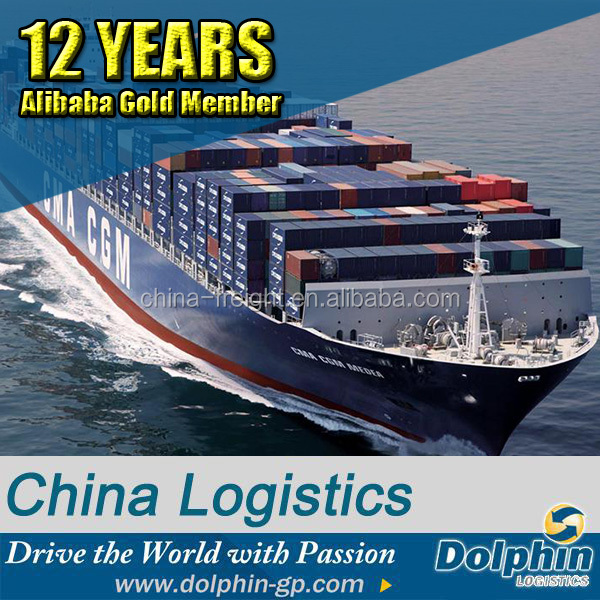Ocean freight from Dalian to New Delhi, India