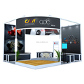 Detian offer portable trade show booth display exhibition design system