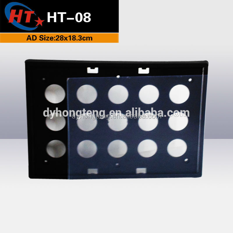 China customized high intensity sample advertisement board