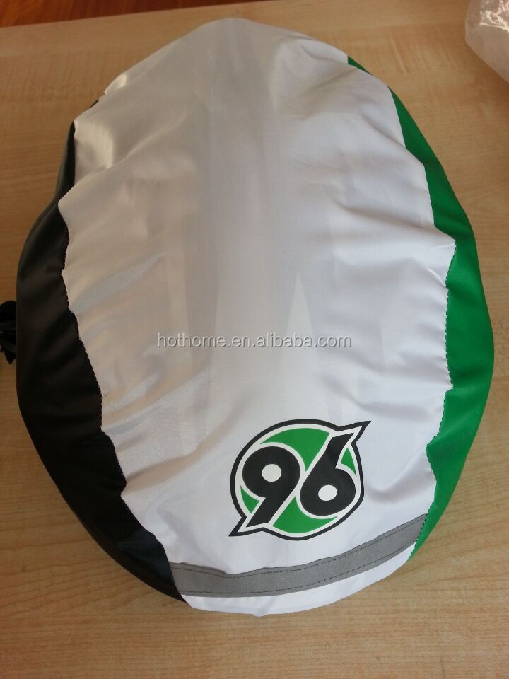 Silkscreen Print Promotional Newest Fashion Cheap Bike Bicycle Helmet Waterproof Cover