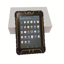 ST907 7 Inch Android rugged Tablet PC/4G/Bluetooth/GPS/WIFI/IP67 industrial RFID fingerprint barcode scanner