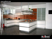 Latest kitchen cabinet polymer composite panel