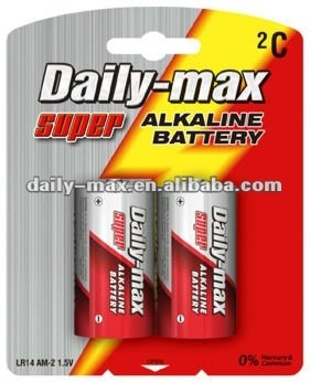 LR14 Super Alkaline Battery