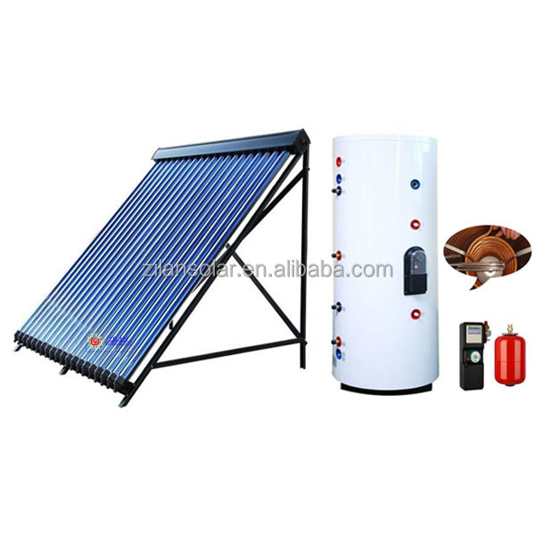 split solar water heater systems drinking water heating radiators