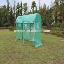 Taizhou supplier vegetable hothouse set roof panels hydroponic greenhouse systems
