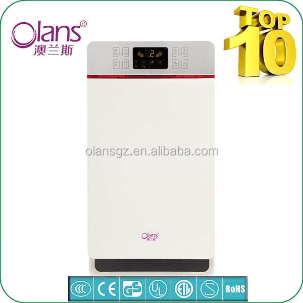 High quality family air cleaner bacterial remover