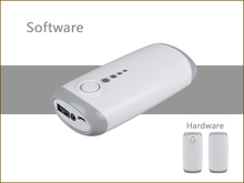 5200mAh External Battery Pack For Cellphone iPhone 4 4s 5 5S 5C iPad iPod Portable Power Bank