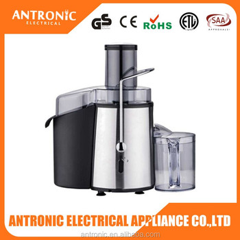 Antronic POWER JUICER/JUICE EXTRACTOR ATC-SD80A with stainless steel housing