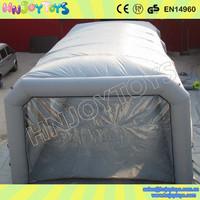 China Manufacuturer Hnjoytoys Auto Paint Booth Rental