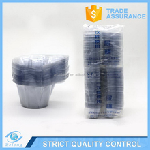 Quality primacy durable service disposable urine cups with screw cap